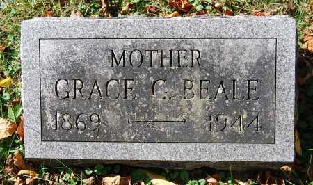 BEALE, GRACE C. - Juniata County, Pennsylvania | GRACE C. BEALE - Pennsylvania Gravestone Photos