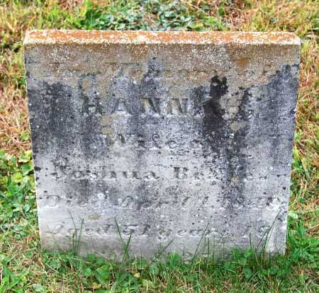 CODER BEALE, HANNAH - Juniata County, Pennsylvania | HANNAH CODER BEALE - Pennsylvania Gravestone Photos