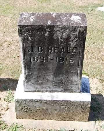 BEALE, JOHN CALVIN - Juniata County, Pennsylvania | JOHN CALVIN BEALE - Pennsylvania Gravestone Photos