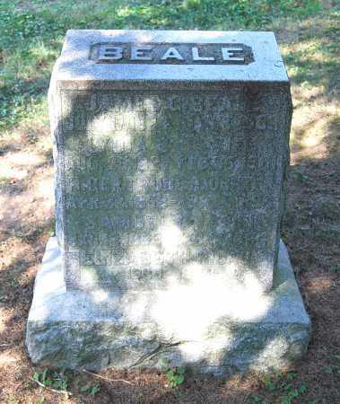 BEALE, LYDIA G. - Juniata County, Pennsylvania | LYDIA G. BEALE - Pennsylvania Gravestone Photos