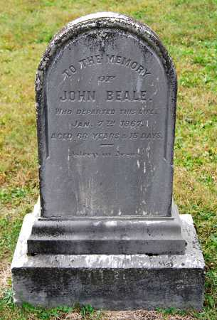 BEALE, JOHN - Juniata County, Pennsylvania | JOHN BEALE - Pennsylvania Gravestone Photos