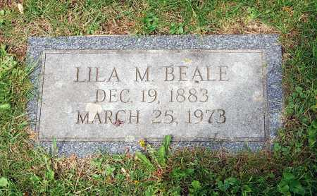 BEALE, LILA MAY - Juniata County, Pennsylvania | LILA MAY BEALE - Pennsylvania Gravestone Photos