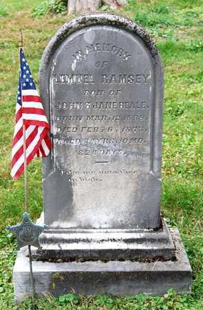 BEALE, LEMUEL RAMSEY - Juniata County, Pennsylvania | LEMUEL RAMSEY BEALE - Pennsylvania Gravestone Photos