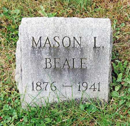BEALE, MASON L. - Juniata County, Pennsylvania | MASON L. BEALE - Pennsylvania Gravestone Photos
