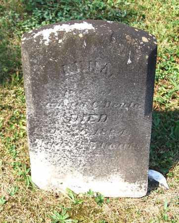 BEALE, MARY ANNA - Juniata County, Pennsylvania | MARY ANNA BEALE - Pennsylvania Gravestone Photos
