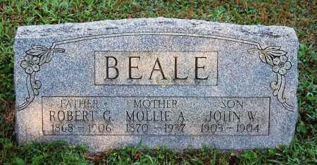 BEALE, JOHN WILLIAM - Juniata County, Pennsylvania | JOHN WILLIAM BEALE - Pennsylvania Gravestone Photos