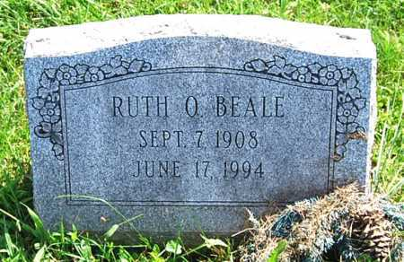 BEALE, RUTH ORLEANS - Juniata County, Pennsylvania | RUTH ORLEANS BEALE - Pennsylvania Gravestone Photos