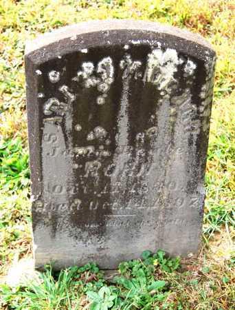 BEALE, SARAH JANE - Juniata County, Pennsylvania | SARAH JANE BEALE - Pennsylvania Gravestone Photos
