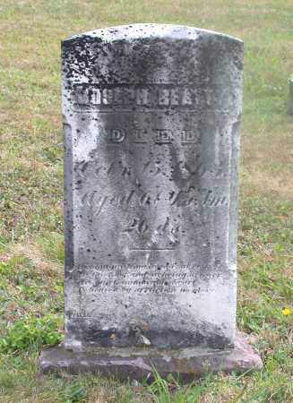 BEATTY, JOSEPH - Juniata County, Pennsylvania | JOSEPH BEATTY - Pennsylvania Gravestone Photos