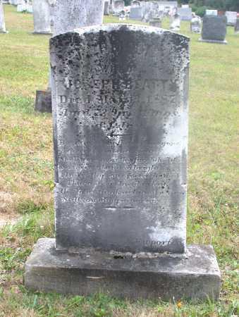 BEATTY, PERMELIA - Juniata County, Pennsylvania | PERMELIA BEATTY - Pennsylvania Gravestone Photos