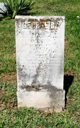 BEAVER, GEORGE G. - Juniata County, Pennsylvania | GEORGE G. BEAVER - Pennsylvania Gravestone Photos