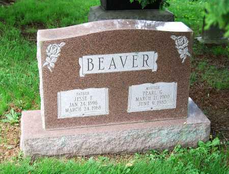 BEAVER, PEARL A. - Juniata County, Pennsylvania | PEARL A. BEAVER - Pennsylvania Gravestone Photos