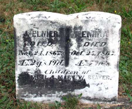 BEAVER, EMMA - Juniata County, Pennsylvania | EMMA BEAVER - Pennsylvania Gravestone Photos