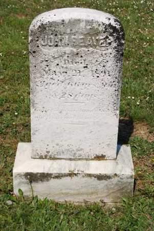 BEAVER, JOHN - Juniata County, Pennsylvania | JOHN BEAVER - Pennsylvania Gravestone Photos