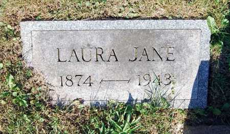 BEAVER, LAURA JANE - Juniata County, Pennsylvania | LAURA JANE BEAVER - Pennsylvania Gravestone Photos