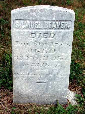 BEAVER, SAMUEL - Juniata County, Pennsylvania | SAMUEL BEAVER - Pennsylvania Gravestone Photos
