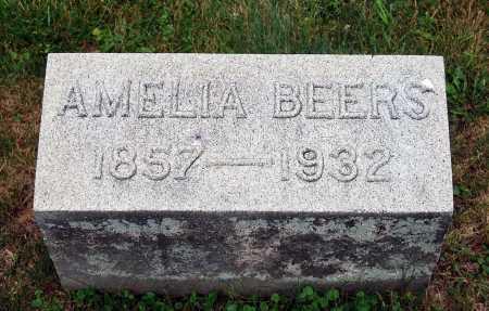 BROWN BEERS, AMELIA - Juniata County, Pennsylvania | AMELIA BROWN BEERS - Pennsylvania Gravestone Photos