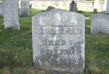BEERS, JOSEPH - Juniata County, Pennsylvania | JOSEPH BEERS - Pennsylvania Gravestone Photos
