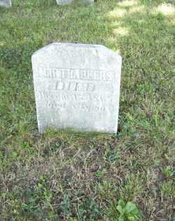 BEERS, MARTHA - Juniata County, Pennsylvania | MARTHA BEERS - Pennsylvania Gravestone Photos