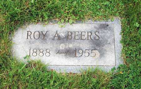 BEERS, ROY A. - Juniata County, Pennsylvania | ROY A. BEERS - Pennsylvania Gravestone Photos