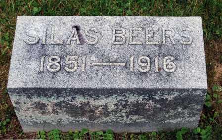 BEERS, SILAS - Juniata County, Pennsylvania   SILAS BEERS - Pennsylvania Gravestone Photos