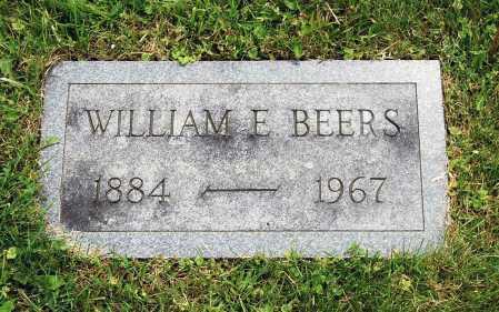 BEERS, WILLIAM E. - Juniata County, Pennsylvania | WILLIAM E. BEERS - Pennsylvania Gravestone Photos