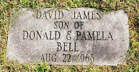 BELL, DAVID JAMES - Juniata County, Pennsylvania | DAVID JAMES BELL - Pennsylvania Gravestone Photos