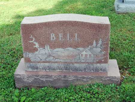 BELL, GEORGE W. - Juniata County, Pennsylvania | GEORGE W. BELL - Pennsylvania Gravestone Photos