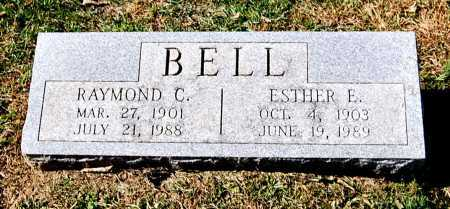 BELL, ESTHER E. - Juniata County, Pennsylvania | ESTHER E. BELL - Pennsylvania Gravestone Photos
