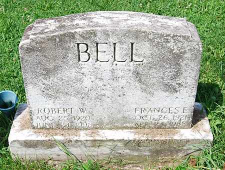 BELL, ROBERT W. - Juniata County, Pennsylvania | ROBERT W. BELL - Pennsylvania Gravestone Photos