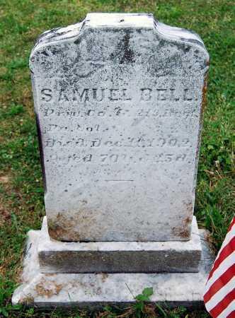BELL, SAMUEL - Juniata County, Pennsylvania | SAMUEL BELL - Pennsylvania Gravestone Photos