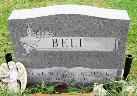 "BELL, CATHERINE ""BETSY"" - Juniata County, Pennsylvania 