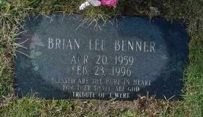 BENNER, BRIAN LEE - Juniata County, Pennsylvania | BRIAN LEE BENNER - Pennsylvania Gravestone Photos