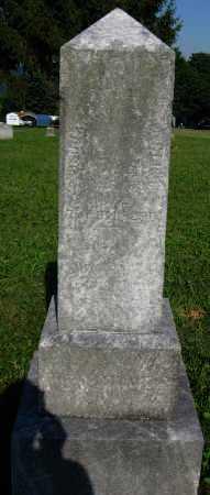 BENNER, WILLIAM W. - Juniata County, Pennsylvania   WILLIAM W. BENNER - Pennsylvania Gravestone Photos