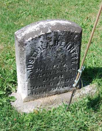 BENNETT, JOSEPH A. - Juniata County, Pennsylvania   JOSEPH A. BENNETT - Pennsylvania Gravestone Photos