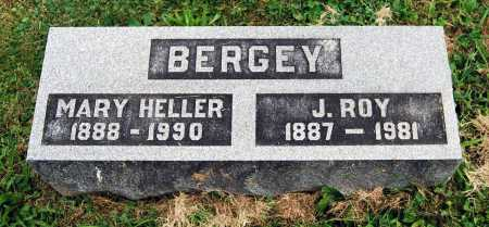BERGEY, MARY - Juniata County, Pennsylvania | MARY BERGEY - Pennsylvania Gravestone Photos