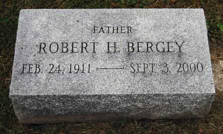 BERGEY, ROBERT H. - Juniata County, Pennsylvania | ROBERT H. BERGEY - Pennsylvania Gravestone Photos