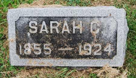 BERGEY, SARAH C. - Juniata County, Pennsylvania | SARAH C. BERGEY - Pennsylvania Gravestone Photos