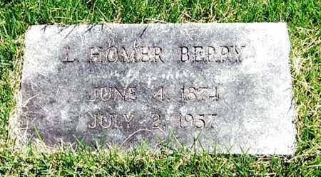 BERRY, L. HOMER - Juniata County, Pennsylvania | L. HOMER BERRY - Pennsylvania Gravestone Photos
