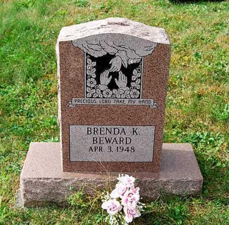 BEWARD, BRENDA K. - Juniata County, Pennsylvania | BRENDA K. BEWARD - Pennsylvania Gravestone Photos