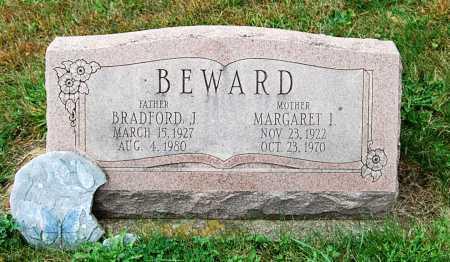BEWARD, BRADFORD J. - Juniata County, Pennsylvania | BRADFORD J. BEWARD - Pennsylvania Gravestone Photos