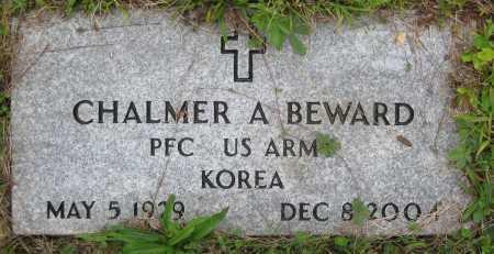 BEWARD, CHALMER A. - Juniata County, Pennsylvania | CHALMER A. BEWARD - Pennsylvania Gravestone Photos