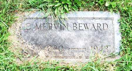 BEWARD, C. MERVIN - Juniata County, Pennsylvania | C. MERVIN BEWARD - Pennsylvania Gravestone Photos