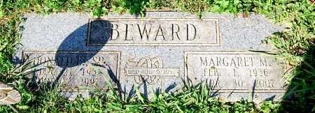 "BEWARD, MARGARET M. ""PEG"" - Juniata County, Pennsylvania | MARGARET M. ""PEG"" BEWARD - Pennsylvania Gravestone Photos"