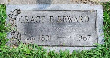 BEWARD, GRACE E. - Juniata County, Pennsylvania | GRACE E. BEWARD - Pennsylvania Gravestone Photos