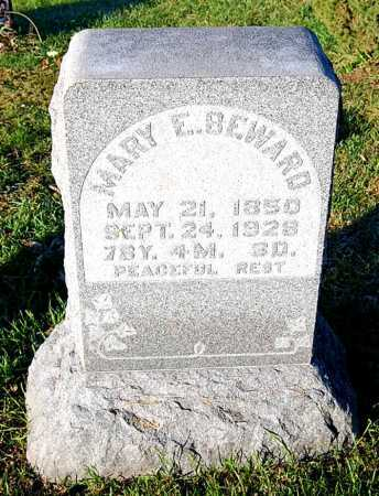 BEWARD, MARY - Juniata County, Pennsylvania | MARY BEWARD - Pennsylvania Gravestone Photos