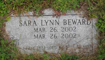 BEWARD, SARA LYNN - Juniata County, Pennsylvania | SARA LYNN BEWARD - Pennsylvania Gravestone Photos