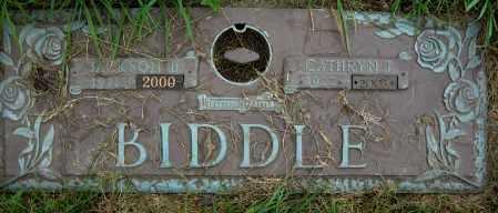 BIDDLE, CATHRYN I. - Juniata County, Pennsylvania | CATHRYN I. BIDDLE - Pennsylvania Gravestone Photos
