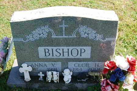 BISHOP, CECIL H. - Juniata County, Pennsylvania | CECIL H. BISHOP - Pennsylvania Gravestone Photos