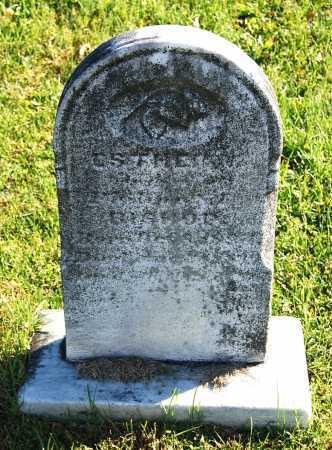 BISHOP, ESTHER V. - Juniata County, Pennsylvania | ESTHER V. BISHOP - Pennsylvania Gravestone Photos
